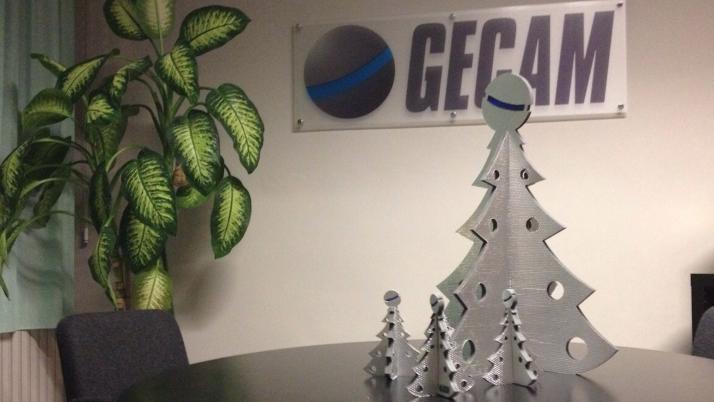 Merry Christmas from Gecam