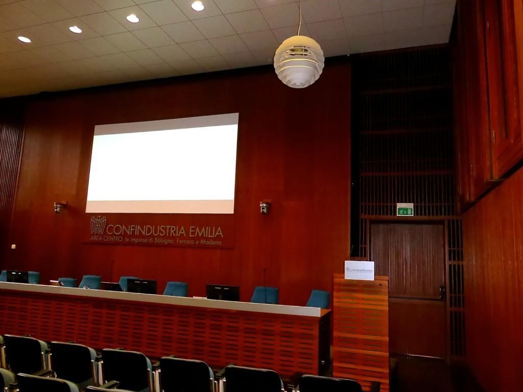 La sala M. Biagi ospiterà l'incontro sui MOCA